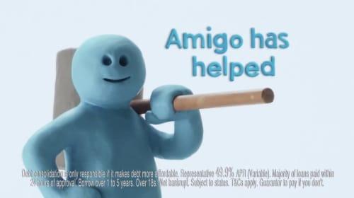 Amigo boss steps down over health concerns