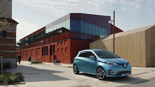 New Renault Zoe debuts familiar looks but gets more range and power