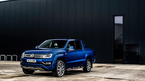 First Drive: Aventura specification elevates the Volkswagen Amarok experience