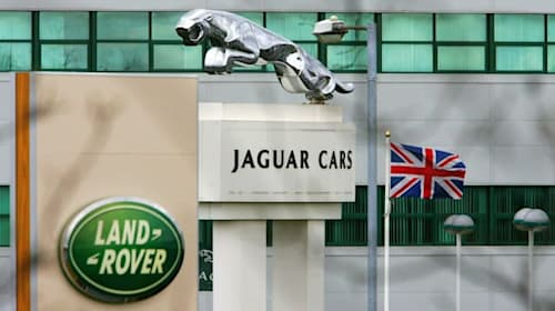 Jaguar Land Rover 'is not for sale', says boss