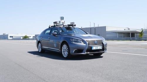 Toyota to begin testing autonomous vehicles on European roads
