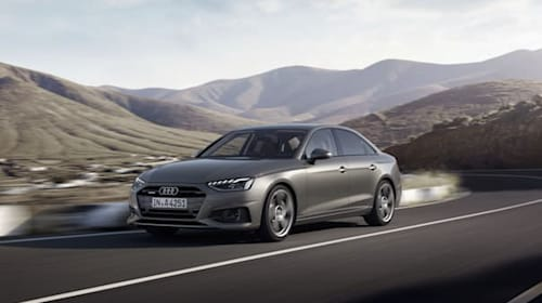 First drive: The facelifted Audi A4 remains as refined and premium as ever