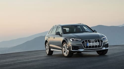 The Audi A4 Allroad is a convincing alternative to an SUV