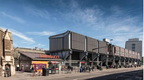 North London Sainsbury's becomes first supermarket building to get listed status