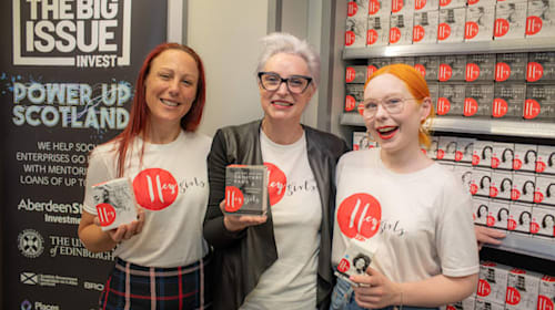 Social enterprise tackling period poverty lands its sanitary products in Co-op