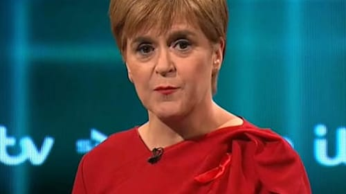 Sturgeon refuses to rule out legal bid if Johnson blocks indyref2