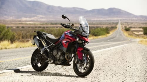 New Triumph Tiger 900 arrives with more power and equipment