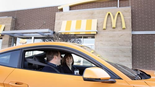 Ford collaborates with McDonald's to turn coffee waste into car parts