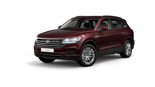 Volkswagen bolsters specification line-up on Touareg