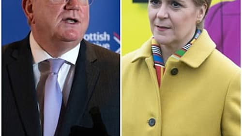 Carlaw urges SNP to discipline activists who campaign for suspended candidate