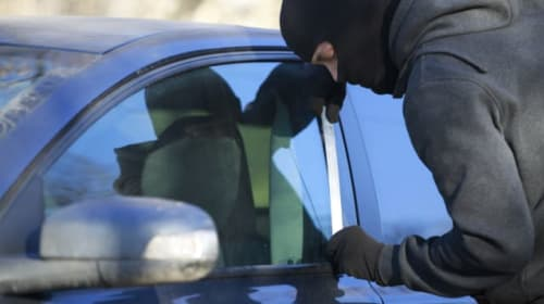 Premium vehicle thefts double in five years