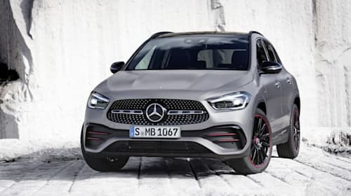 Mercedes-Benz unveils second-generation GLA
