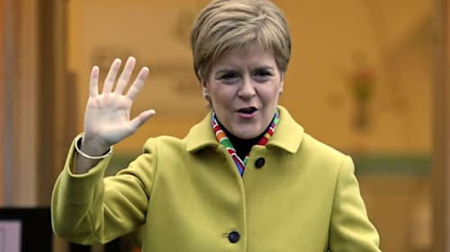 SNP gain first two seats declared in Scotland