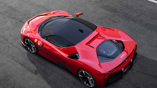 Ferrari has no plans to launch an EV before 2025, says boss