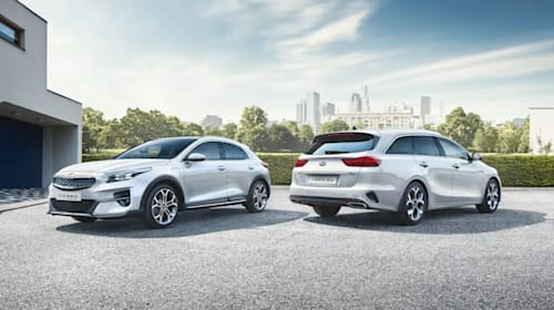 Order books open for plug-in variants of Kia Xceed and Ceed Sportswagon