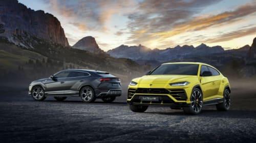 Lamborghini Urus elevates Italian firm to best-ever sales year