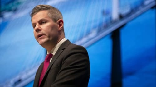 'Difficult' for Derek Mackay to continue as MSP, SNP depute leader says