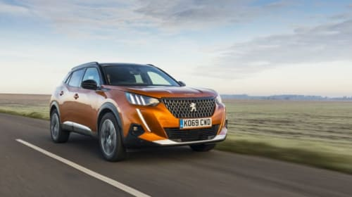 UK Drive: Peugeot's 2008 makes a strong case in a crowded segment