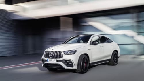 Mercedes-AMG reveals GLE 63 S Coupe