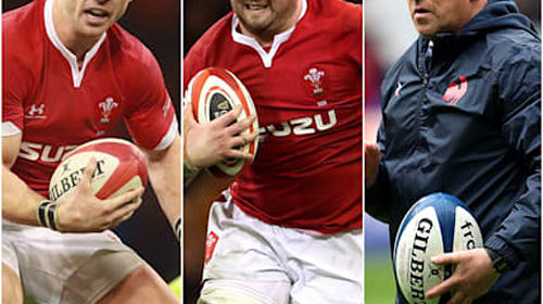 5 talking points ahead of Wales' Six Nations clash with France