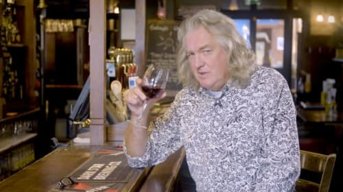 James May is hosting an online pub quiz to ease lockdown boredom