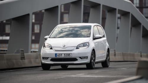 Skoda takes all-electric Citigo-e iV off sale