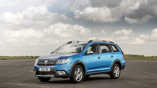 Dacia announces free home delivery for online buyers