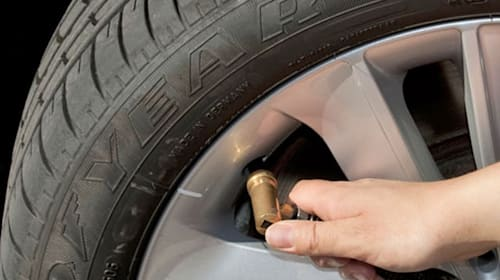 Should I still be checking my tyres even if I'm not using my car?