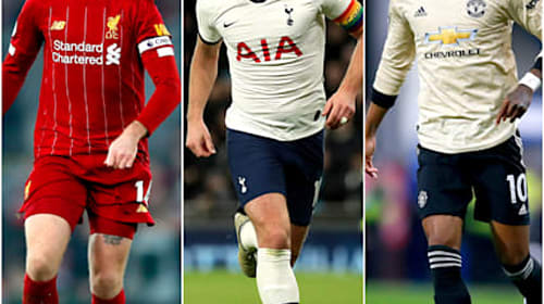 Premier League stars create #PlayersTogether initiative to support NHS charities