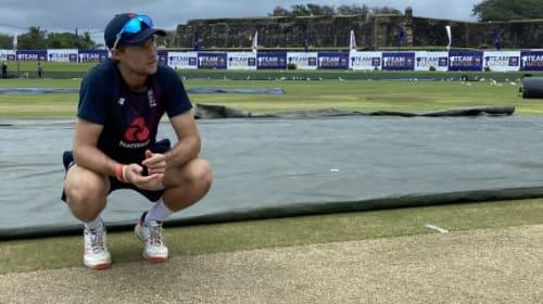 Joe Root ready to have a ball in Sri Lanka