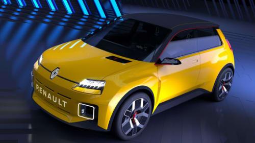 Renault 5 returns as retro-inspired EV