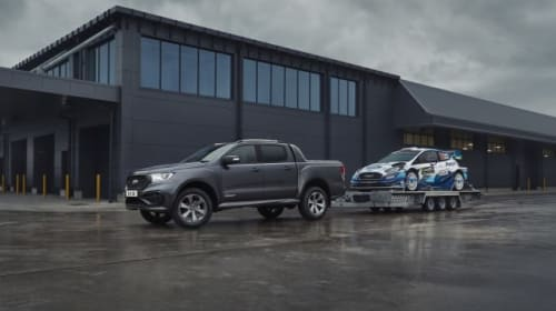 Ford Ranger MS-RT brings chunky body kit and plush interior to popular pickup
