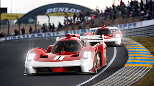 Everything you need to know about Le Mans Hypercar