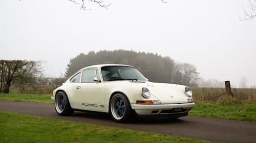 Stunning Porsche 911 Reimagined by Singer heads to auction