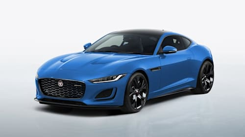 Jaguar brings special paint job to limited-run F-Type Reims Edition