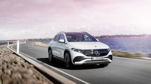 Mercedes-Benz reveals new entry-level EV called EQA