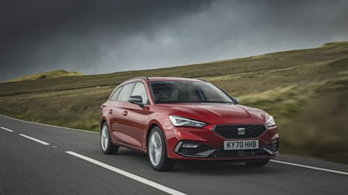 UK Drive: The Seat Leon Estate continues to be an accomplished family car