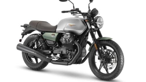 Moto Guzzi celebrates 100th anniversary with V7 Centenario