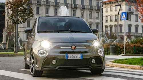 Abarth refreshes 595 range with more personalisation options