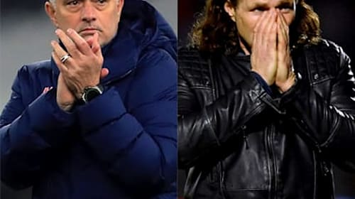 Jose Mourinho impressed by the way Gareth Ainsworth gets a tune out of Wycombe