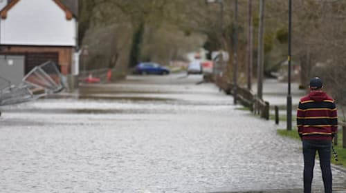 No respite for flood-hit areas as fresh bands of heavy rain forecast