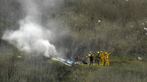 Helicopter which crashed killing Kobe Bryant was Sikorsky S-76