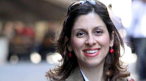 Number 10 urges Iran to allow Nazanin Zaghari-Ratcliffe's family to visit her