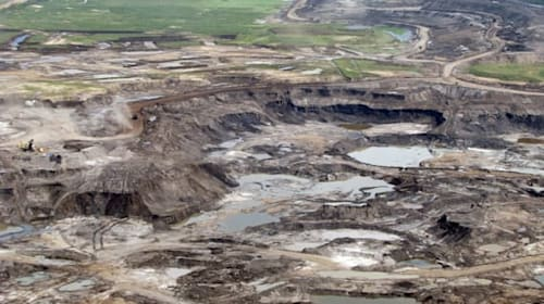 Big banks still funding tar sands despite net zero goals, campaigners say