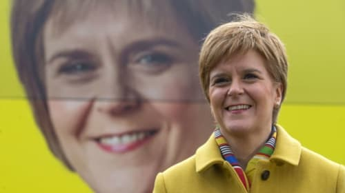 Sturgeon suggests EU vote would take place before indyref