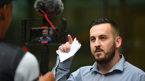James Goddard sentenced for harassing pro-Remain MP Anna Soubry