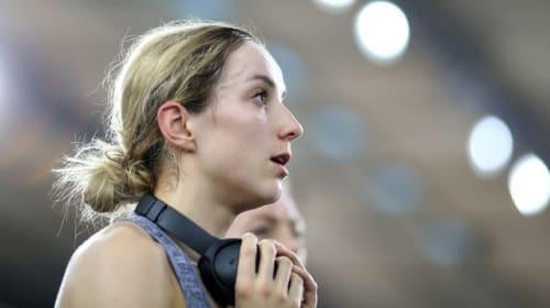 Elinor Barker admits Tokyo 2020 delay could boost GB team pursuit rivals