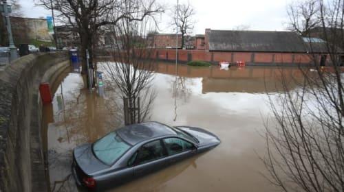 Boris Johnson yet to visit flood-hit areas despite trips during general election