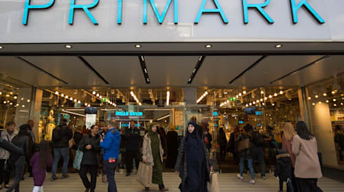 Primark owner bullish over future growth