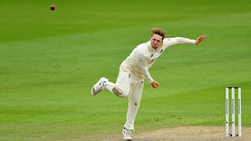 England in pole position for 2-0 series win after Jack Leach and Dom Bess strike